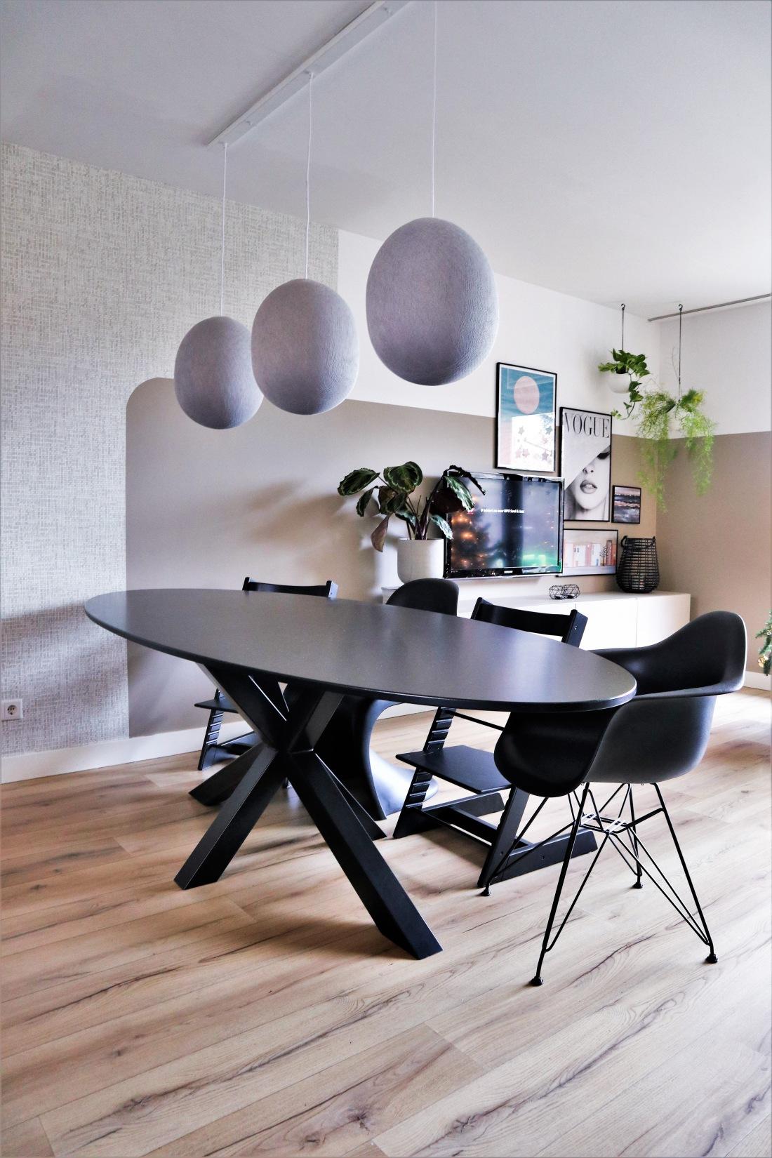 Eettafel Bank Tweedehands.Tweedehands Eettafel Upcyclen Met Nordstahl Interieur Lifestyle