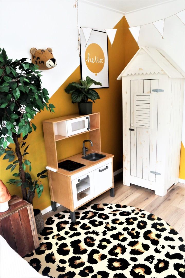 5x creatieve verf ideeën voor op dekinderkamer