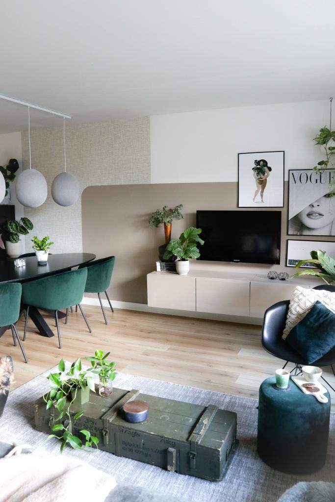 5x Tips Voor Het Stylen Van Een Lange Muur In De Woonkamer Interieur Lifestyle
